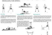 workouts / by Bridget Matherne