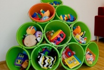 home inspirations and decor crafts - playroom