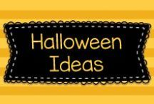 Halloween Ideas / Halloween themed educational ideas.  Visit me at www.heidisongs.com, and on my blog at http://heidisongs.blogspot.com!