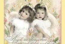 Angels / by Julie Ann Hurt