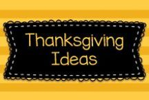 Thanksgiving Ideas / Educational ideas for Pre-K, Kindergarten, and first grade with a Thanksgiving theme.  Visit me at www.heidisongs.com, and on my blog at http://heidisongs.blogspot.com!