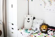 Home: Kids Room / I'm addicted to kids interior design. Either Vintage, scandinavian, italian or modern, i love worldwide eclectic kids interior design with something special like DIY products or inherited from the family.