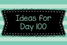 Ideas for Day 100 / Ideas for Pre-K, Kindergarten, and first grade for the 100th day of school!  Visit me at www.heidisongs.com, and on my blog at http://heidisongs.blogspot.com!