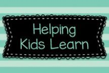 Helping Kids Learn / This board is filled with ideas for helping kids with special needs learn, and also ideas for struggling learners that have no special needs in particular!