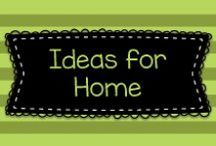 Ideas for Home / Ideas for remodeling and decorating the home.