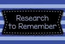 """Research to Remember / Educational research that I found interesting, useful, or meaningful, and that had a """"pinnable"""" picture on it!  Visit me at www.heidisongs.com, and on my blog at http://heidisongs.blogspot.com!"""