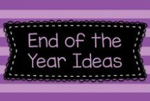 End of the Year Ideas / Classroom ideas for Pre-K, Kindergarten, and first grade for the end of the school year.  Visit me at www.heidisongs.com, and on my blog at http://heidisongs.blogspot.com!