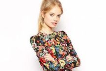 Floral Print / Concept Store Luxury Avenue #cancun | luxuryavenue.com/concept-store
