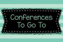 Conferences to Go To / Educational conferences that I recommend and/or will be presenting at!  Visit me at www.heidisongs.com, and on my blog at http://heidisongs.blogspot.com!