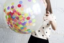 Photography: Balloon Art / Balloons are so much fun for any kind of party or ads. Find my favourite ballon art, DIYs and fotos: