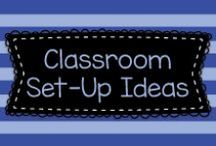 Classroom Set Up Ideas / This board has lots of creative and effective ideas for setting up an elementary classroom for successful teaching and learning.