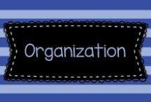 Organization / Organization Techniques for the Classroom