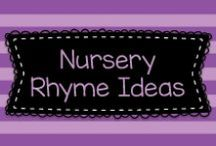 Nursery Rhyme Ideas / This board has crafts and activities to help kids learn traditional nursery rhymes!
