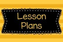 Lesson Plans / Great lesson plans to share, mostly at the pre-k, kindergarten, and the first grade level.