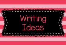 Writing Ideas / Great writing ideas for kids from Pre-K to Grade 5.