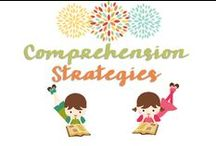 Comprehension Strategies / Strategies to help with comprehension