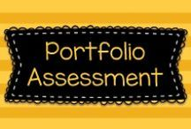 Portfolio Assessment / This board has lots of ideas to help implement portfolio assessment in the classroom, which is a folder full of a child's authentic work.  This is much better to show results than a test!