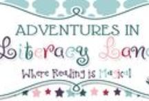 Literacy Land / Find out what is going on in Literacy Land!  Lots of great reading ideas all in one place!