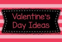 Valentine's Day Ideas / Lots of ideas for crafts and educational activities for Valentine's Day.