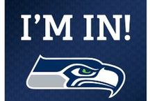 Legion of BOOM / All things Seattle Seahawks..Go Hawks! / by Kathy Cramer
