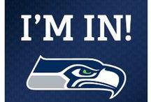 Legion of BOOM / All things Seattle Seahawks..Go Hawks! / by Kathy Cramer