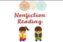 Nonfiction reading / Lots of nonfiction reading ideas