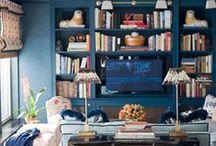 Home inspiration / Interiors, exteriors, furniture, lighting, detail / by Kata illustration