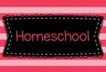Homeschool / Ideas for homeschooling.
