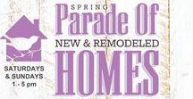 Spring Parade of Homes / New Homes, Remodeled Spaces and Developments Remodeled Spaces Tour - 2nd Weekend Only