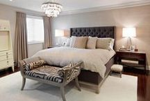 Paris / Refreshing a tired bedroom and ensuite for a marketing CEO. She works hard and wants a beautiful place to rest at the end of the day.  Her style: eclectic with an overall modern feel.