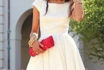 Blank Canvas / blanco.... un tono imprescindible en el mundo de la moda