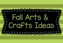 Fall Arts and Crafts Ideas / This board has lots of ideas for arts and crafts with a fall theme.
