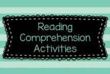 Reading Comprehension Activities for K-2 / This board is filled with fun and effective activities to help increase reading comprehension for kids in grades Kindergarten, first, and second grade.  Some of them are also listening comprehension activities as well!
