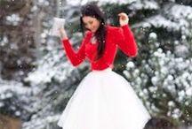 Fashion Christmas / ¿Aún no sabes que ponerte? Te damos algunas ideas para que en estas fiestas luzcas hermosa
