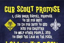 Cub Scouts / by Kim Wilson