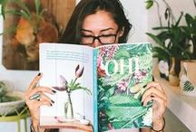 Art: Books & Magazines / Reading is so relaxing, I can't live without books. Find my favorite books and magazines in this board - sometimes I also love them just for the wonderful illustrated or designed cover.