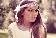 Boho chic / Style of fashion drawing on various bohemian and hippie influences