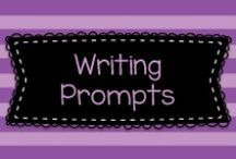 Writing Prompts / Here are some great writing prompts for elementary writers!
