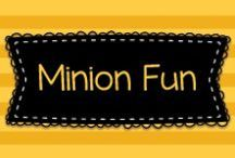 Minion Fun / Minion themed crafts, educational ideas, and other fun things!