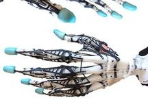 Design | Bionics + Prosthetics / Bionic prostheses, related research, robotics resources, and inspirations of all kinds.