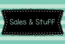Sales & Stuff!