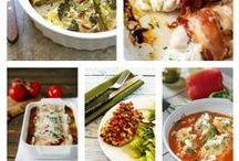 Low-Carb Recipe Love / This board features low-carb recipe round-ups I've posted on KalynsKitchen.com! / by Kalyn's Kitchen