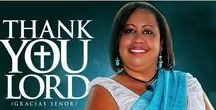 "A Tribute to Tamara Belardo, Gospel Singer and Child of God / Join me in acknowledging this humble lady who gives, first to God, and to all others by using her God-given gift: lifting up her voice in song. From my sister-island of St. Croix, Tamara is touching souls across the seas and around the world with her love and praise for God in song. Her dream, creating and publishing her debut album, ""Thank You, Lord"", has become a reality. Show her some love!"