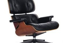 Easy Chairs / Mid-century, modernist and contemporary easy/lounge chairs sold at Aram Store.