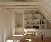 Neutral Palette / Calm interiors with a neutral colour palette