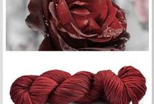 Hand-Painted Sock Yarn / by ExpressionFiberArts