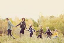 Photography Inspiration / Inspiration for shots of my family mostly... and some friends here and there :) / by Amy Jordan