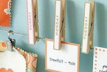 Organizing / by Catherine Fievet