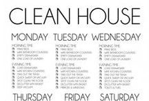 Clean and Organized  / by Deanna Corrigan