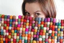 DIY Craft Ideas / Fun crafty ideas! / by ExpressionFiberArts